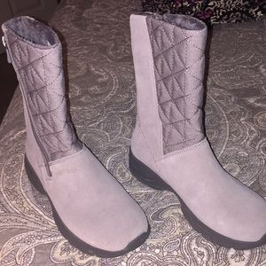 Lands End, winter boot, size 5